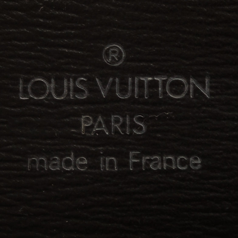 Louis Vuitton Noir Epi Cluny (4131013)