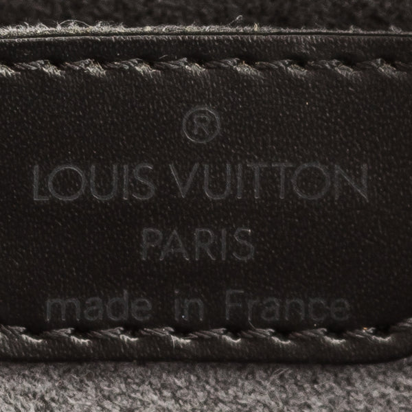 Louis Vuitton Noir Epi Saint Jacques (4131014)