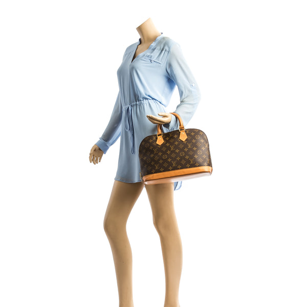 Louis Vuitton Monogram Alma PM (4131016)