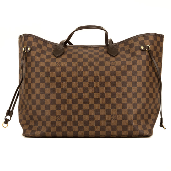 af60b138d7c Louis Vuitton Monogram Neverfull GM (4140030)