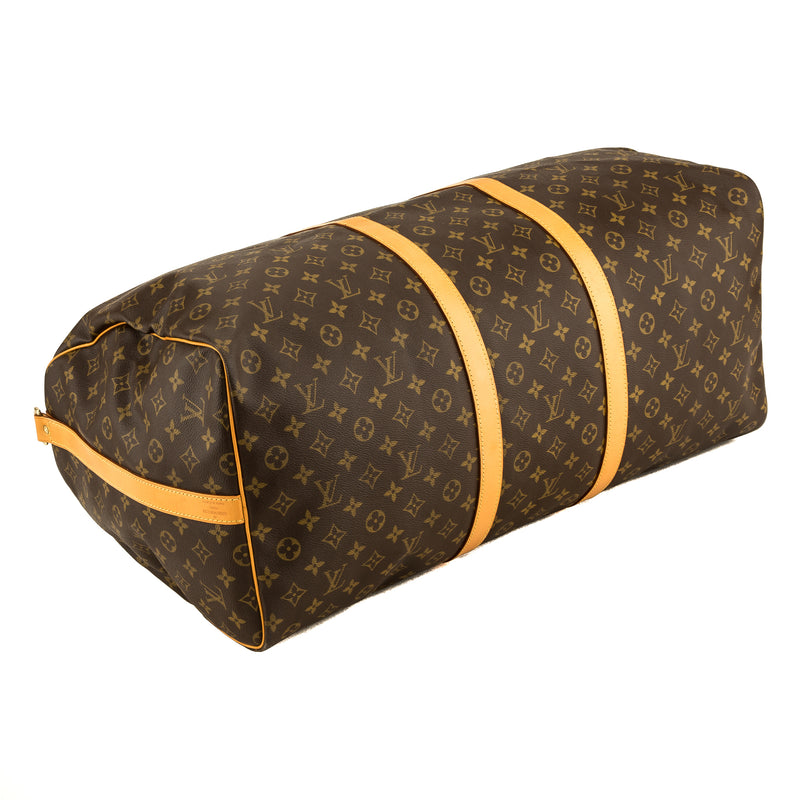 Louis Vuitton Monogram Keepall Bandouliere 60 (4149007)