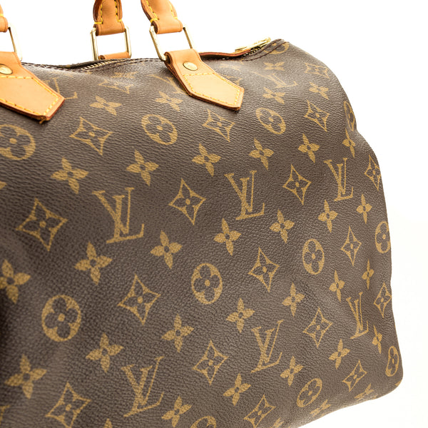 Louis Vuitton Monogram Speedy 35 (4149020)