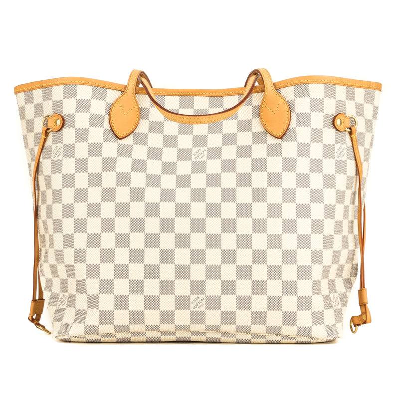 Louis Vuitton Damier Azur Neverfull MM (4149023)
