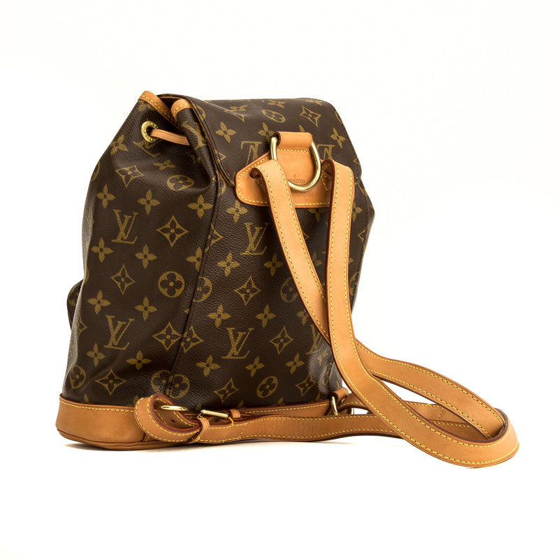 Louis Vuitton Monogram Montsouris MM Backpack (4159003)