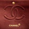 Chanel Black Quilted Lambskin Medium Double Flap (4161003)