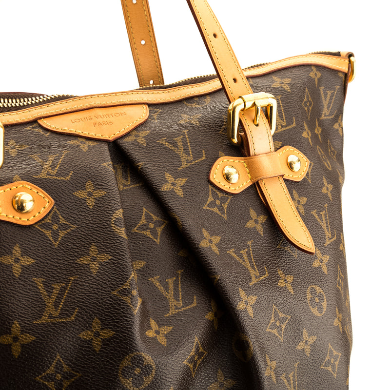 Louis Vuitton Monogram Palermo GM (4163005)