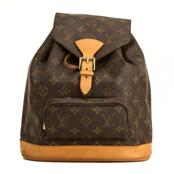 Louis Vuitton Monogram Montsouris MM Backpack (4164006)
