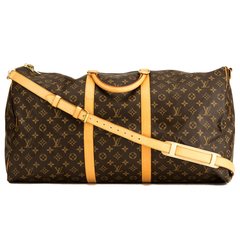 Louis Vuitton Monogram Keepall Bandouliere 60 (4165011)