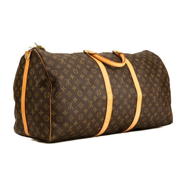 Louis Vuitton Monogram Keepall Bandouliere 60 (4165012)