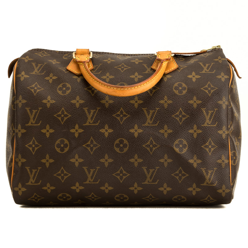 Louis Vuitton Monogram Speedy 30 (4165013)