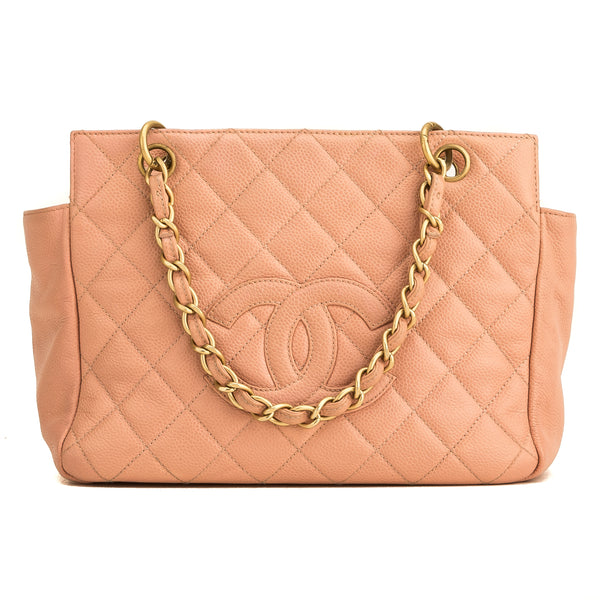Chanel Pink Matrasse Chain Tote Bag (4167007)