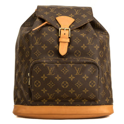 Louis Vuitton Monogram Montsouris GM Backpack (4169023)