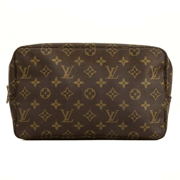 Louis Vuitton Monogram Trousse Toilette 28 (4169026)