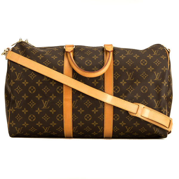 Louis Vuitton Monogram Keepall Bandouliere 45 (4171012)