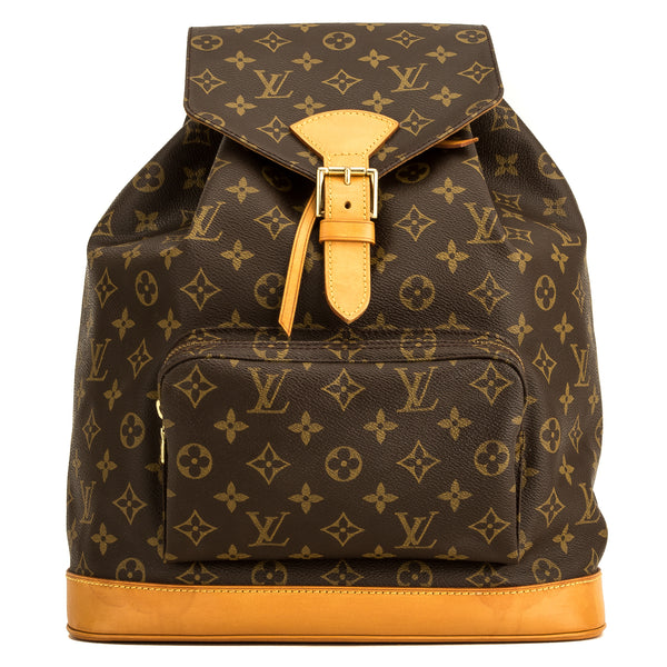 Louis Vuitton Monogram Montsouris GM Backpack (4171014)