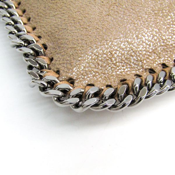Stella McCartney Beige Falabella Shoulder Bag (SHA-12340)