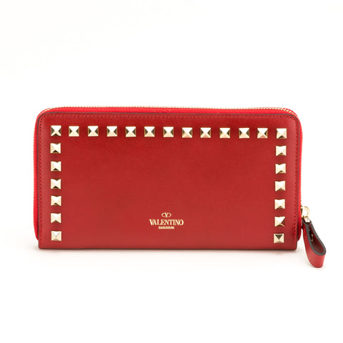 Valentino Red Wallet (New with Tags)