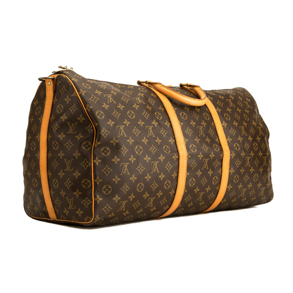 Louis Vuitton Monogram Keepall Bandouliere 60 (5101015)