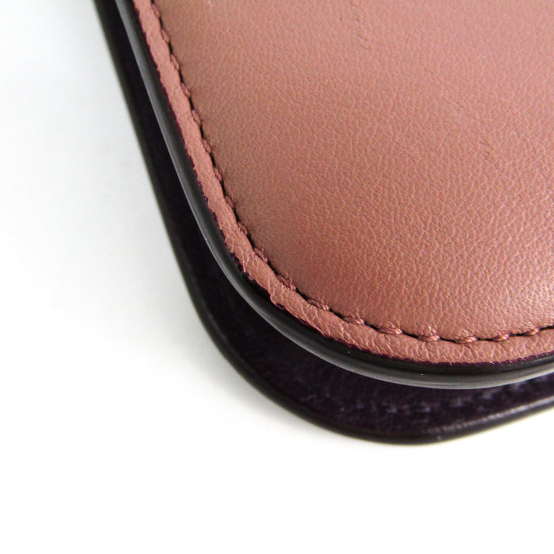 Christian Dior Blush Leather Diorissimo Wallet (SHA-12145)
