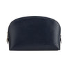 Louis Vuitton Indigo Epi Leather Cosmetic Pouch (Pre Owned)
