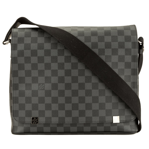 Louis Vuitton Damier Graphite District PM (7000240)