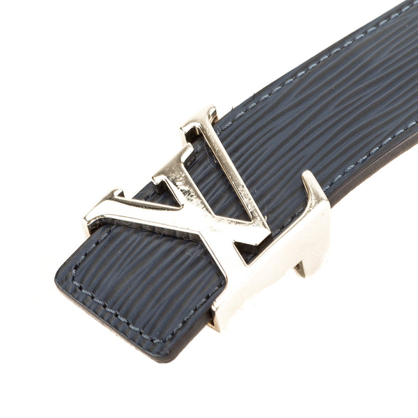 Louis Vuitton Navy Blue Epi  Ceinture Belt (7000255)
