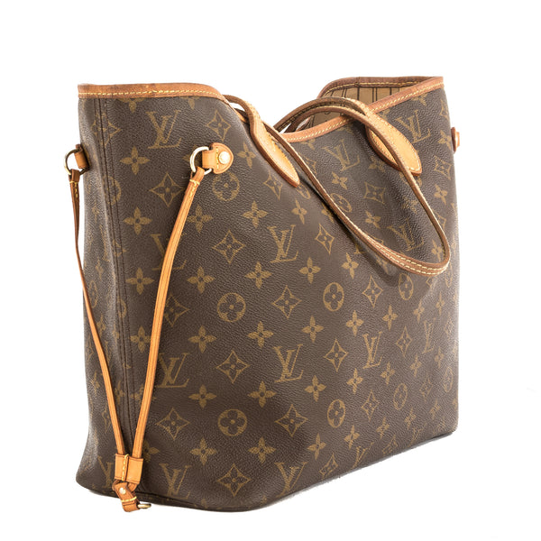 d015a96dd360 Louis Vuitton Monogram Canvas Neverfull MM Bag (Pre Owned) - 8002001 ...