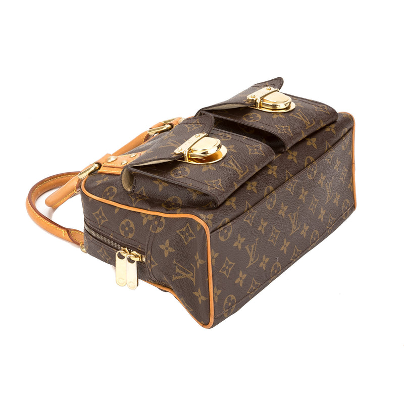 Louis Vuitton Monogram Manhattan PM (Pre Owned)