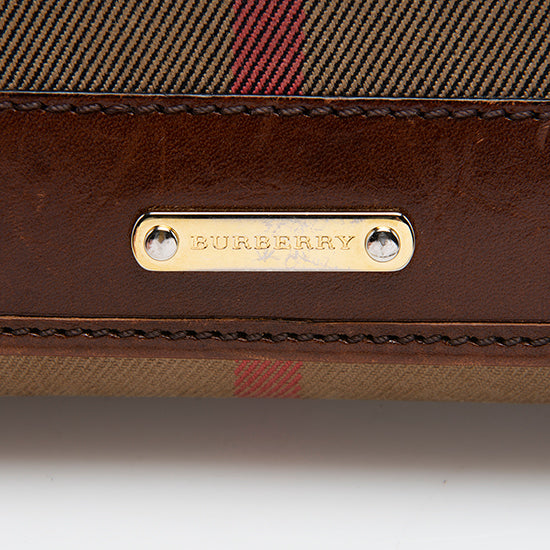 Burberry House Check Bridle Penrose Wallet
