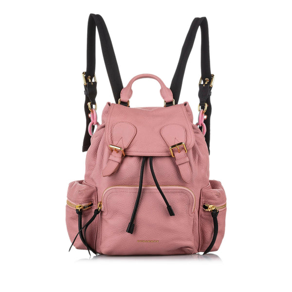Burberry Runway Leather Backpack (SHG-18499)