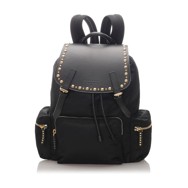 Burberry Studded Nylon Backpack (SHG-10161)