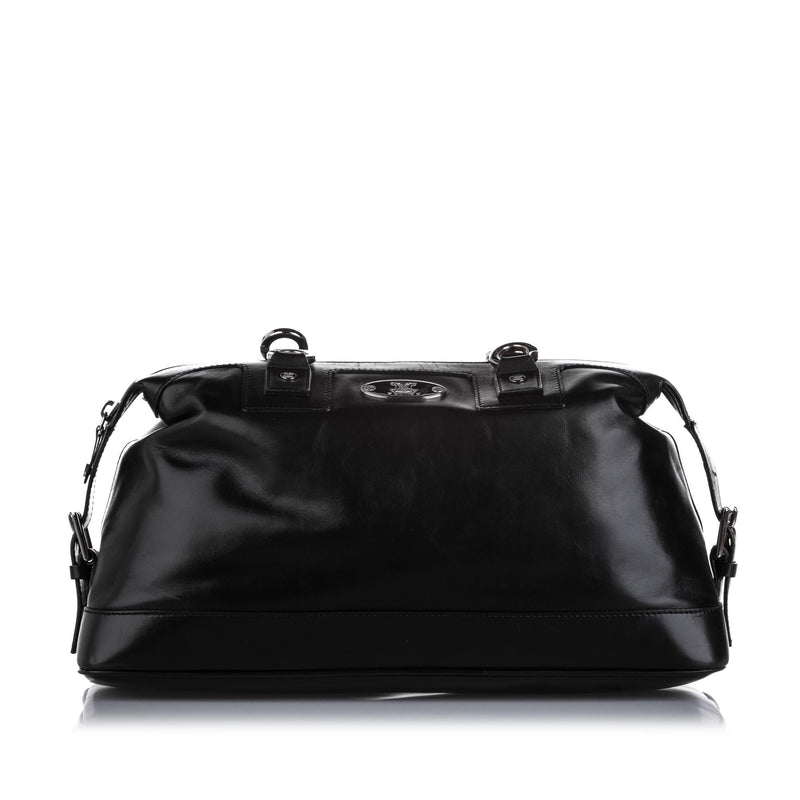 Celine Leather Shoulder Bag (SHG-12240)