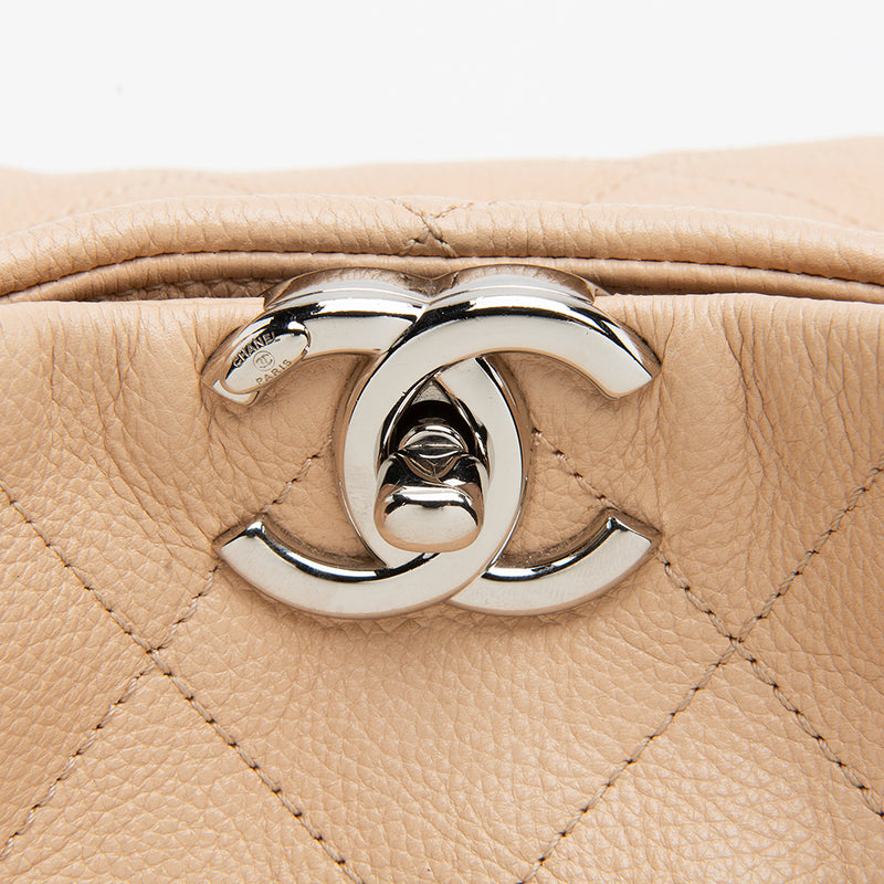 Chanel Leather Braided with Style Hobo (SHF-11911)