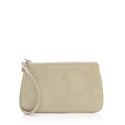Dior Patent Leather Ultimate Wristlet