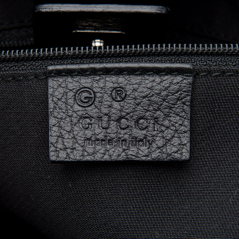 Gucci GG Nylon Abbey Convertible Tote