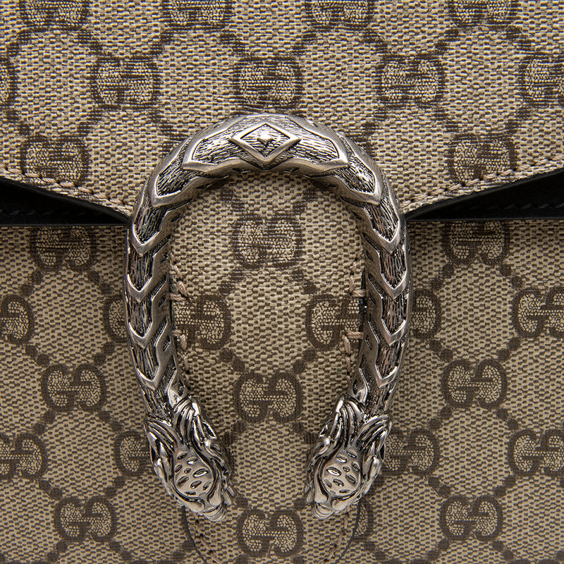 Gucci GG Supreme Dionysus Small Shoulder Bag (SHF-12086)
