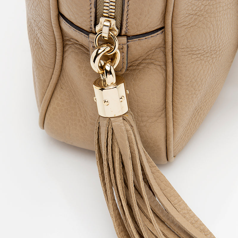 Gucci Leather Soho Small Chain Shoulder Bag