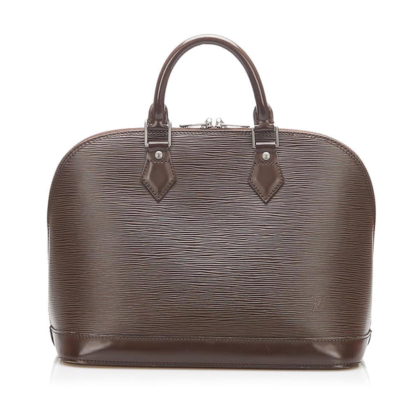 Louis Vuitton Epi Alma PM (SHG-16928)
