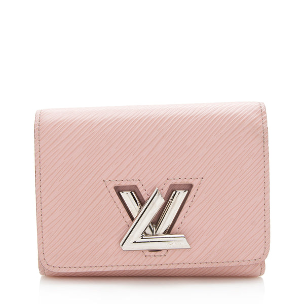Louis Vuitton Epi Leather Twist Compact Wallet