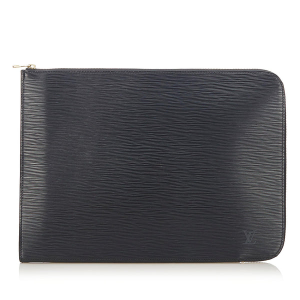 Louis Vuitton Epi Pochette Jour GM (SHG-18602)