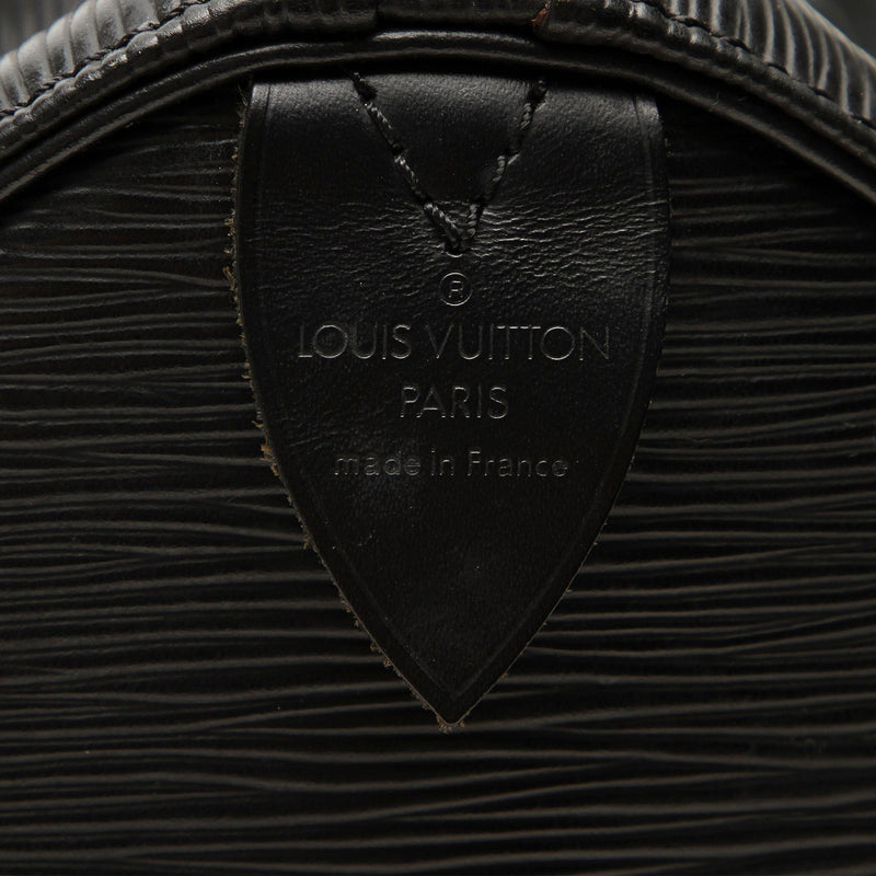 Louis Vuitton Epi Speedy 35 (SHG-13485)