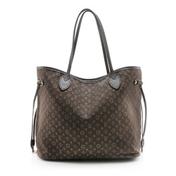 Louis Vuitton Monogram Idylle Neverfull MM Tote