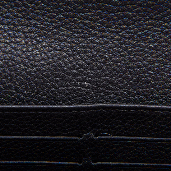 Louis Vuitton Mahina Leather Iris Wallet