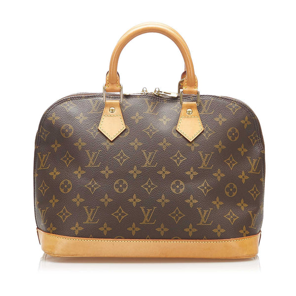 Louis Vuitton Monogram Alma PM (SHG-16725)