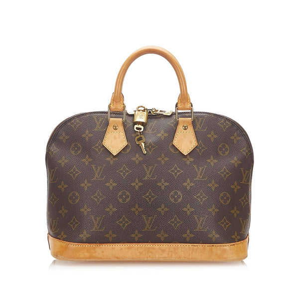 Louis Vuitton Monogram Alma PM (SHG-17158)