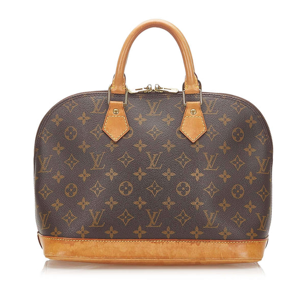 Louis Vuitton Monogram Alma PM (SHG-17163)