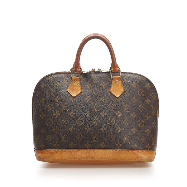 Louis Vuitton Monogram Alma PM (SHG-17166)