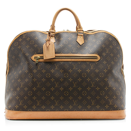 Louis Vuitton Monogram Canvas Alma Voyage GM Travel Bag