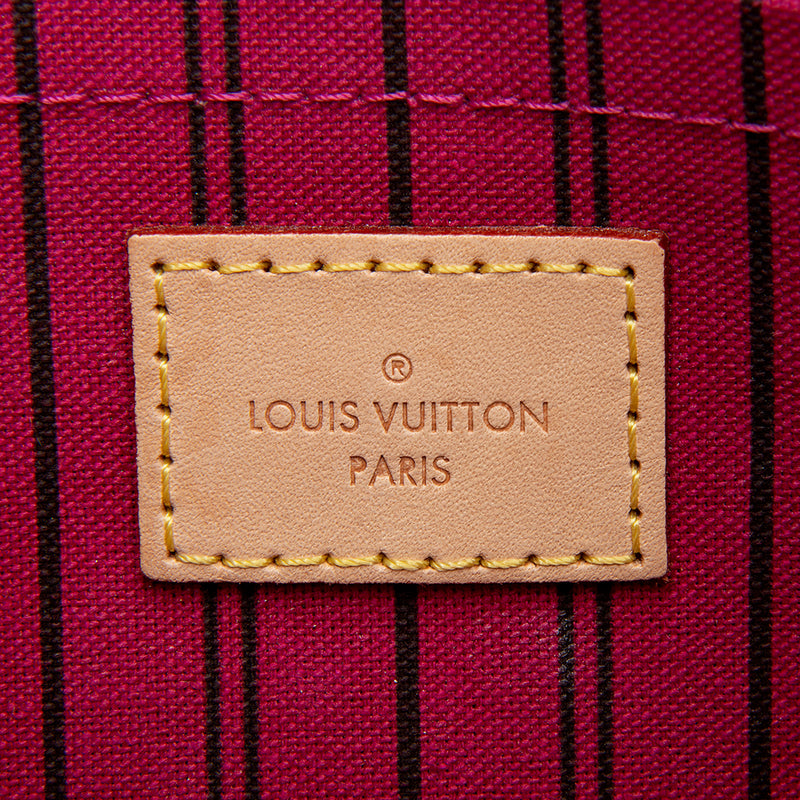 Louis Vuitton Monogram Canvas Neverfull MM Pochette