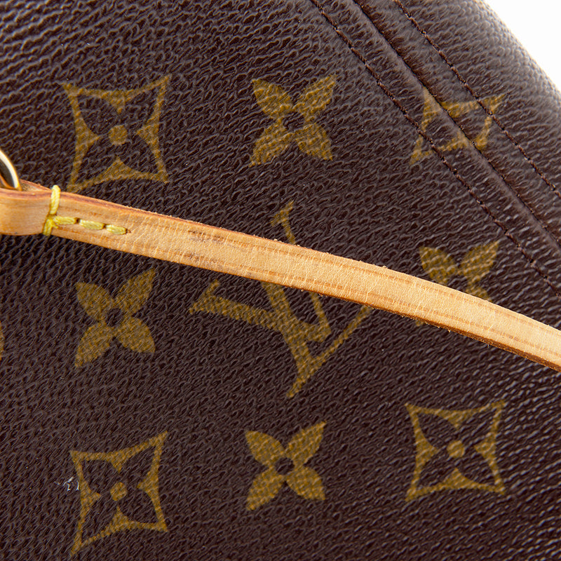 Louis Vuitton Monogram Canvas Neverfull MM Tote